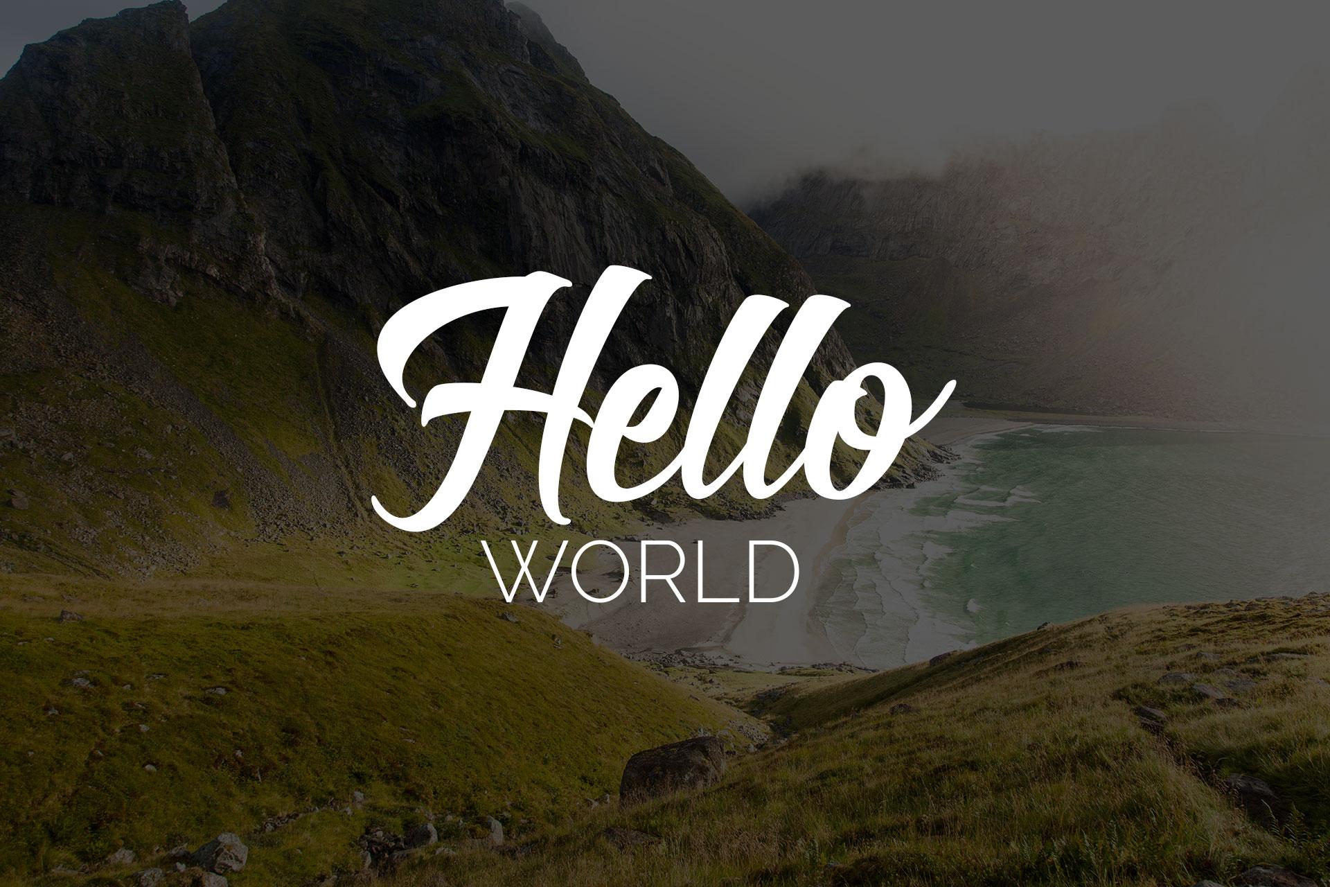 Hello World! Picseel is here! - Picseel Picseel